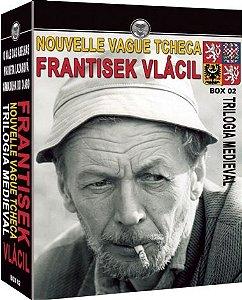 BOX FRANTIESK VLÁCIL - NOUVELLE VAGUE TCHECA