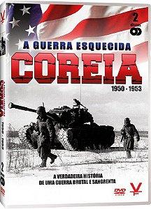 A GUERRA ESQUECIDA - CORÉIA