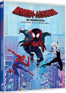 HOMEM-ARANHA NO ARANHAVERSO (DVD)