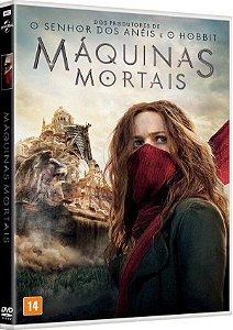 MÁQUINAS MORTAIS (DVD) - ENTREGA PREVISTA PARA A PARTIR DE 14/05/2019