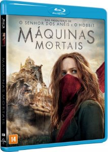 MÁQUINAS MORTAIS (BLU-RAY)