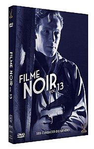 FILME NOIR VOL.13 - ENTREGA PREVISTA PARA A PARTIR DE 13/05/2019