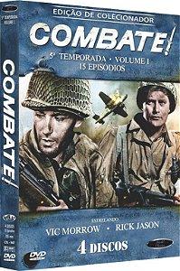 COMBATE! 5ª TEMPORADA VOL.1