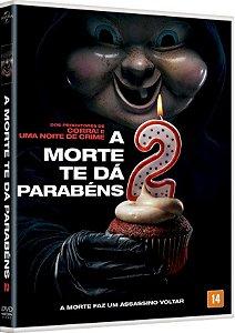 A MORTE TE DÁ PARABÉNS 2 - ENTREGA PREVISTA PARA A PARTIR DE 21/06/2019