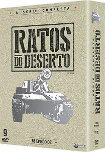 RATOS DO DESERTO - SÉRIE COMPLETA