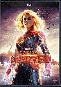 CAPITÃ MARVEL (DVD)  - ENTREGA PREVISTA PARA A PARTIR DE 26/06/2019