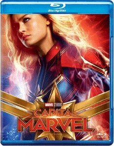 CAPITÃ MARVEL (BLU-RAY)