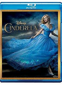 CINDERELA 2015 (BLU-RAY)