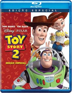 TOY STORY 2  BD