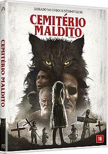 CEMITÉRIO MALDITO (2019) - ENTREGA PREVISTA PARA A PARTIR DE 28/08/2019