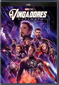 OS VINGADORES ULTIMATO (DVD)