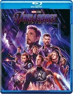 OS VINGADORES ULTIMATO (BD)