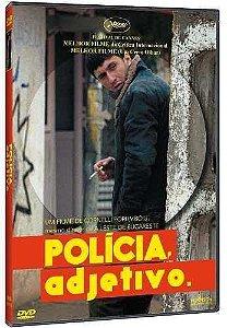 POLÍCIA, ADJETIVO