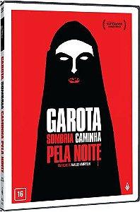 GAROTA SOMBRIA CAMINHA PELA NOITE