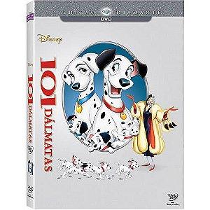 101 DÁLMATAS - EDIÇÃO DIAMANTE - DVD