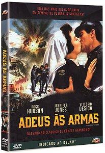 ADEUS ÀS ARMAS - ENTREGA PREVISTA PARA A PARTIR DE 15/08/2019