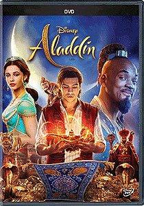 ALADDIN (2019) - DVD