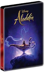 ALADDIN (2019) - STEELBOOK