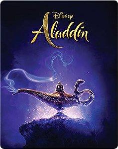 ALADDIN (2019) - STEELBOOK - ENTREGA PREVISTA PARA A PARTIR DE 16/09/2019