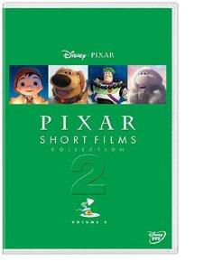 PIXAR SHORT FILMS COLLECTION VOLUME 2