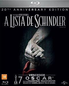 A LISTA DE SCHINDLER - BD