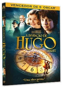 A INVENÇÃO DE HUGO CABRET - DVD
