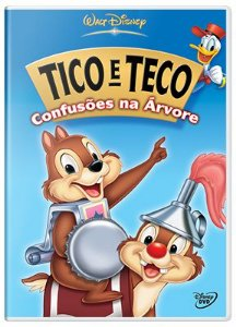 TICO E TECO - CONFUSÕES NA ÁRVORE
