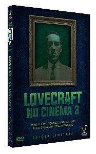 LOVECRAFT NO CINEMA VOL.3 - ENTREGA PREVISTA PARA A PARTIR DE 19/09/2019