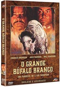O GRANDE BÚFALO BRANCO