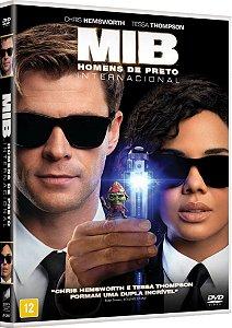 MIB - HOMENS DE PRETO INTERNACIONAL (DVD)