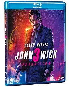 JOHN WICK 3 (BD) - ENTREGA PREVISTA PARA A PARTIR DE 19/11/2019