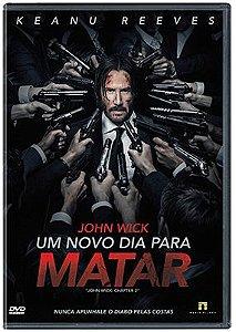 JOHN WICK - UM NOVO DIA PARA MATAR (DVD) - ENTREGA PREVISTA PARA A PARTIR DE 19/11/2019