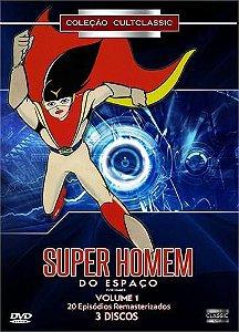 SUPER-HOMEM DO ESPAÇO - VOLUME 1