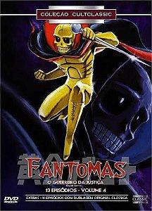 FANTOMAS - VOL.4
