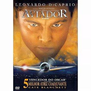 O AVIADOR (DVD SIMPLES)