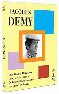 JACQUES DEMY  - 2 DISCOS