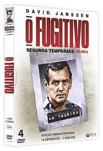 O FUGITIVO 2ª TEMPORADA VOL.2