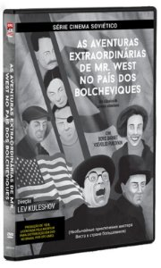 AS AVENTURAS EXTRAORDINÁRIAS DE MR. WEST NO PAÍS DOS BOLCHEVIQUES