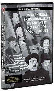 AS AVENTURAS EXTRAORDINÁRIAS DE MR. WEST NO PAÍS DOS BOLCHEVIQUES
