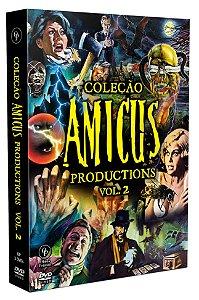 COLEÇÃO AMICUS PRODUCTIONS VOL.2 - 3 DISCOS - ENTREGA PREVISTA PARA A PARTIR DE 14/12/2020