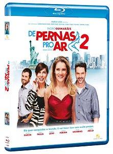 DE PERNAS PRO AR 2 - BD