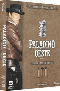 PALADINO DO OESTE - TERCEIRA TEMPORADA COMPLETA