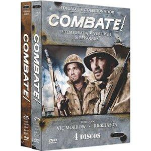 COMBATE! -  1ª TEMPORADA COMPLETA (2 BOXES)