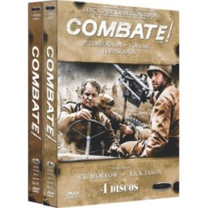 COMBATE! -  2ª TEMPORADA COMPLETA (2 BOXES)