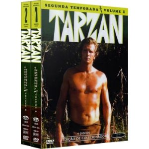 TARZAN - 2ª TEMPORADA COMPLETA (2 BOXES)