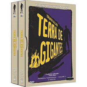 TERRA DE GIGANTES - 1ª TEMPORADA COMPLETA (2 BOXES)