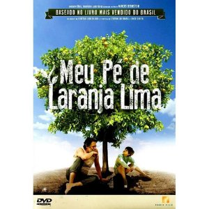 MEU PÉ DE LARANJA LIMA DVD