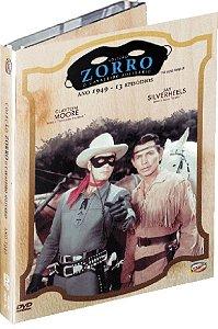 COLEÇÃO ZORRO - O CAVALEIRO SOLITÁRIO VOLUME 1