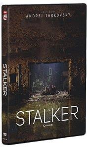 STALKER - DVD - ENTREGA PREVISTA PARA A PARTIR DE 21/02/2020