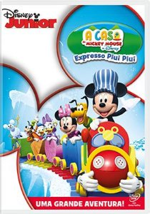 A CASA DO MICKEY MOUSE - EXPRESSO PIU! PIU!